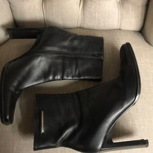 Casadei ankle booties